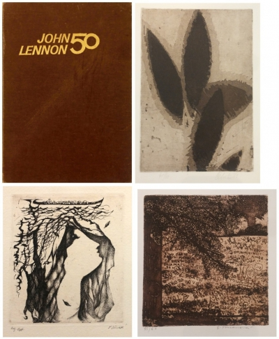 Bibliofilie I.  : John Lennon 50´