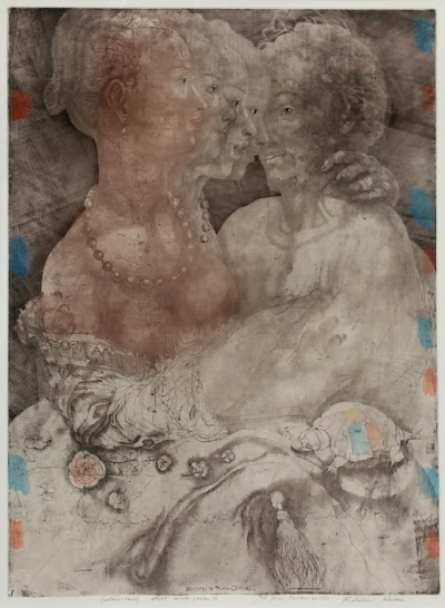 Anderle Jiří (1936) : Goltzius - smysly, hmat