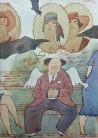 Born Adolf  (1930 - 2016) : Příběh sňatkového podvodníka