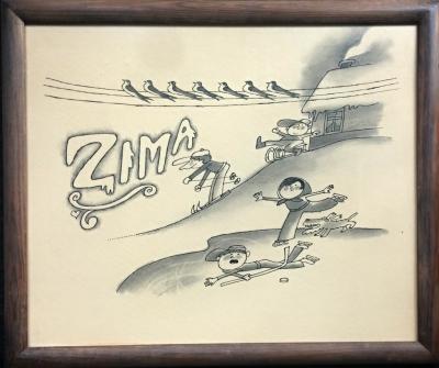 Born Adolf  (1930 - 2016) : Zima
