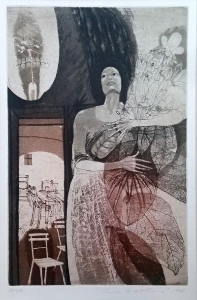 Hašková Eva (1946) : Pomíjivost