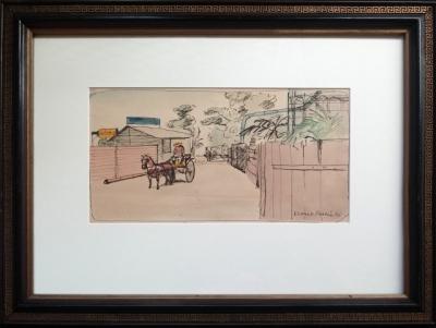 Lhoták Kamil (1912 - 1990) : Knižní ilustrace