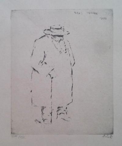 Orlik Emil (1870 - 1932) : Hans Thoma