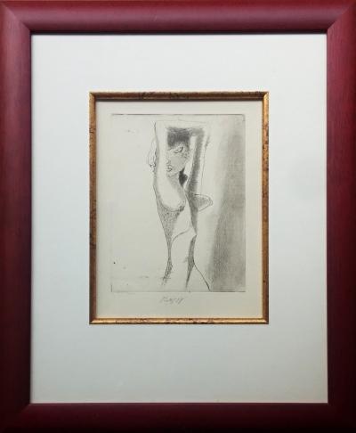 Tichý František (1896 - 1961) : Bílá černoška