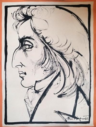 Wagner Libor (1933 - 1994) : Chopin