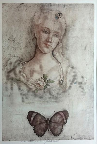 Anderle Jiří (1936) : Motýlek