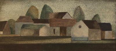 Beneš Vlastimil (1919 - 1981) : Vesnice