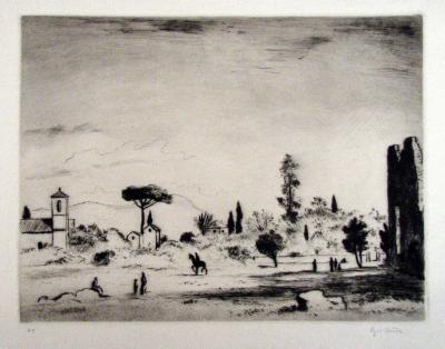 Bouda Cyril (1901 - 1984) : Krajina v Dalmácii