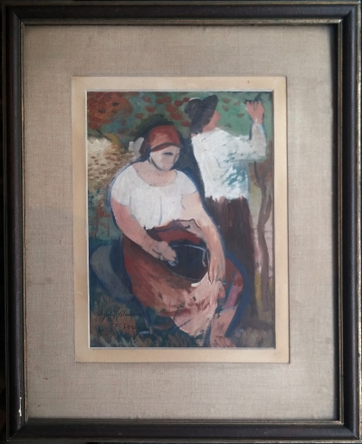 Doubrava František (1901 - 1976) : Sklizeň