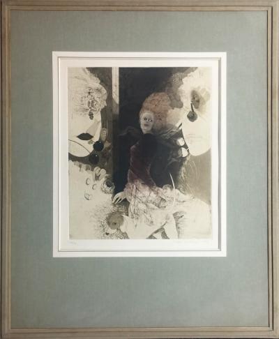Hašková Eva (1946) : Dívka se psem