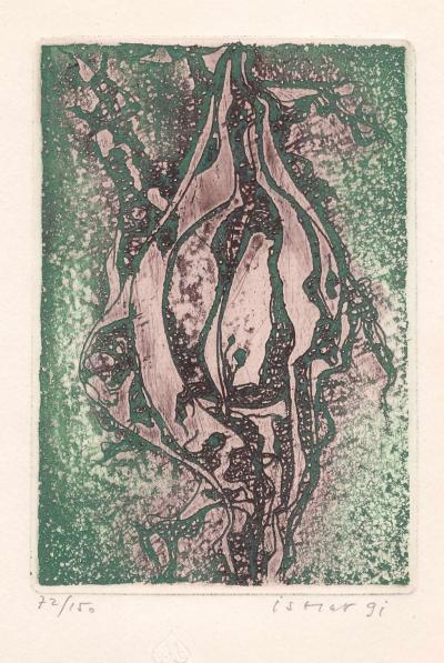 Istler Josef (1919 - 2000) : Tvar