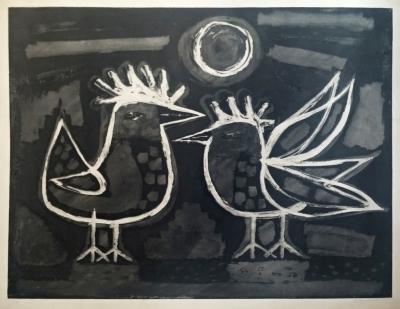Janeček Ota (1919 - 1996) : Ptáci