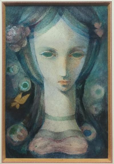 Jiřincová Ludmila (1912 - 1994) : Zlatý motýlek