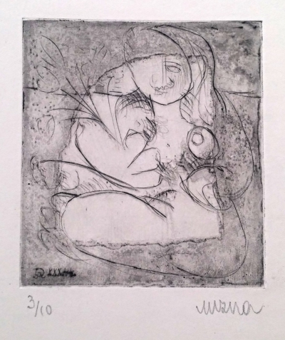 Mizera Otta (1919 - 1952) : Žena