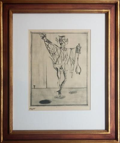 Tichý František (1896 - 1961) : Fantom