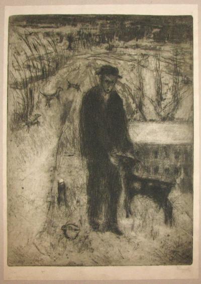 Reynek Bohuslav (1882 - 1971) : Předměstí